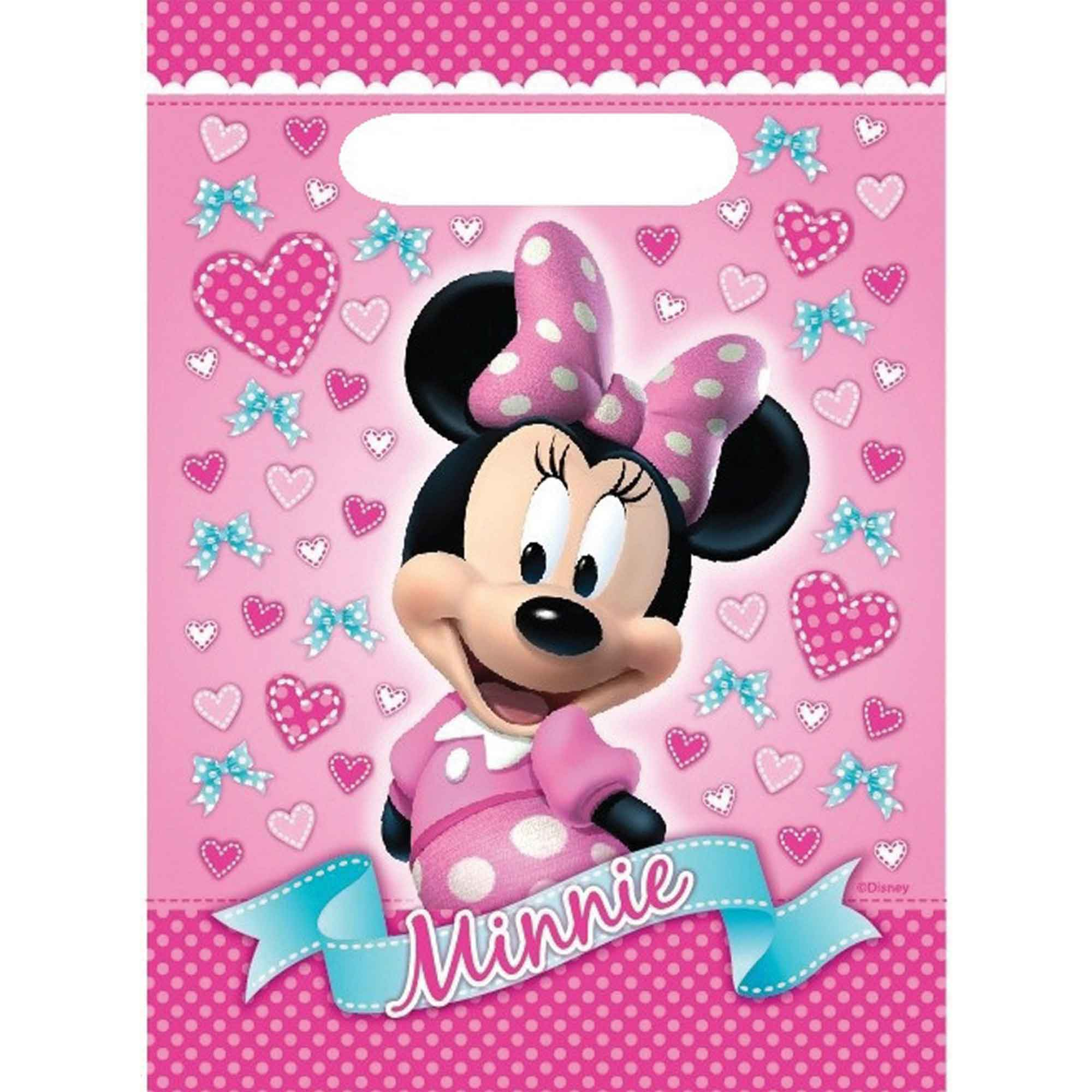 Minnie Mouse Loot Bag