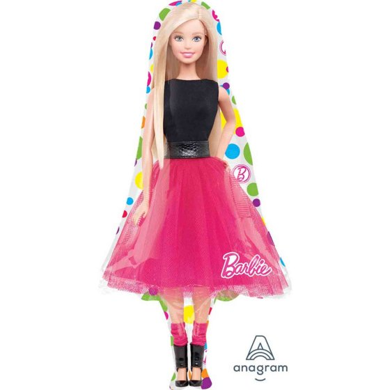 SuperShape XL Barbie Sparkle P38