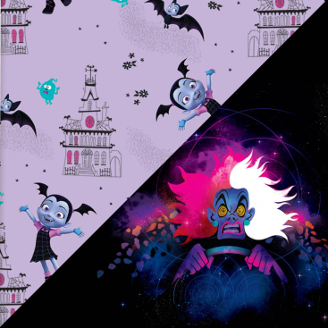 Disney Villains & Vampirina