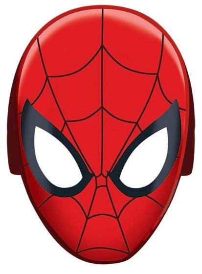 Spider-Man Webbed Wonder Masks - Paper