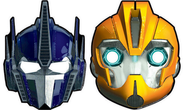Transformers Core Masks - Paper
