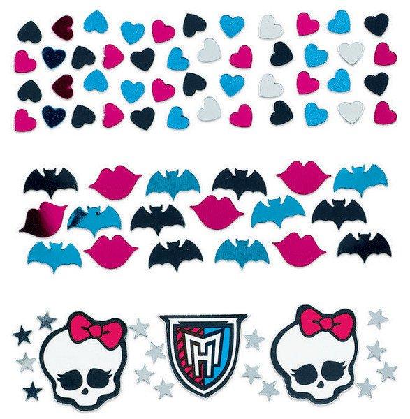 Monster High Value  Confetti 34g