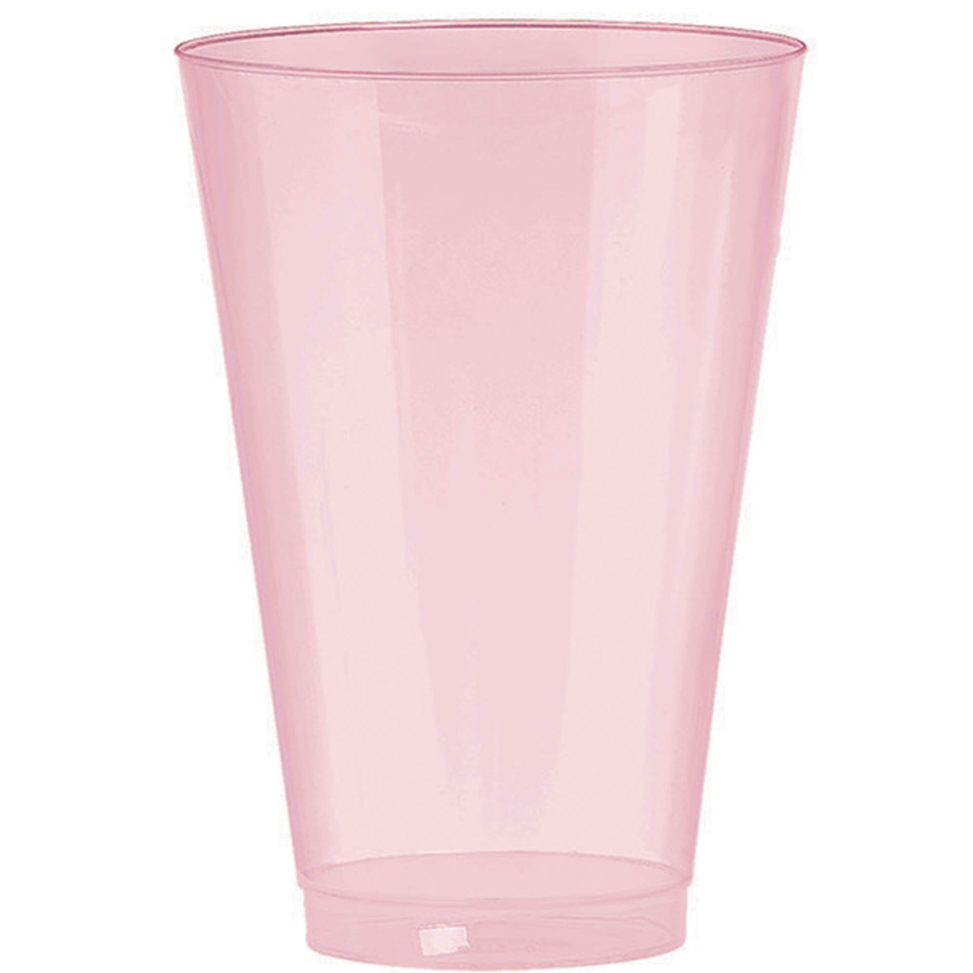 Big Party Pack 295ml Plastic Tumbler New Pink