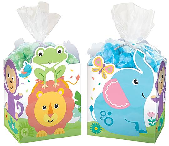 Fisher Price Hello Baby Favor Box Kit