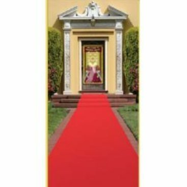 Red Carpet Floor Runner