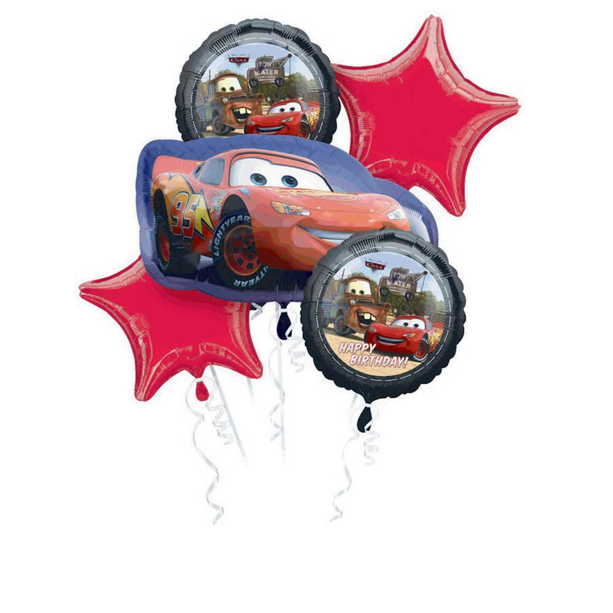 Bouquet Cars Birthday P75