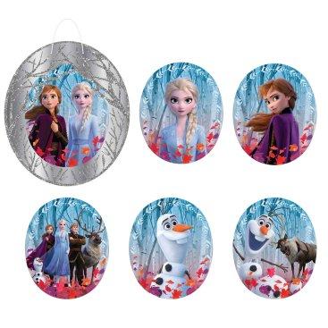 Frozen 2 Decorating Kit Glittered