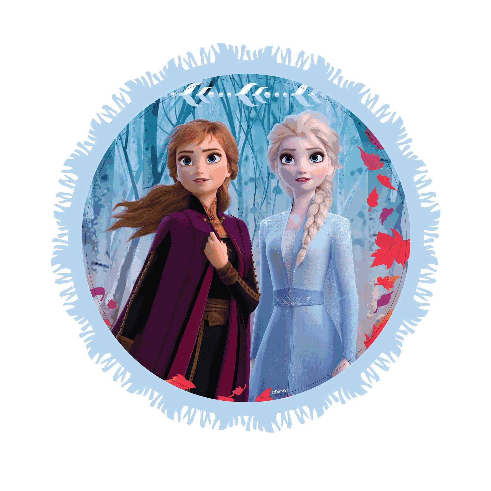 Frozen 2 Pinata Expandable Fringe Colour May Vary