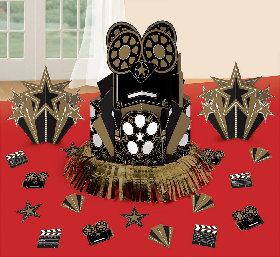 Glitz & Glam Table Decorations Kit