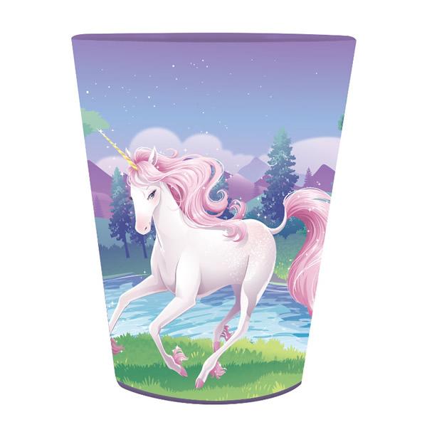 Unicorn Fantasy Plastic Souvenir Cup