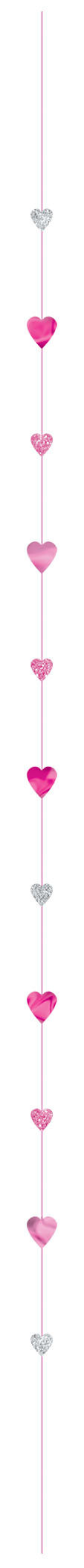 Balloon Fun Strings Hearts