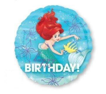 45cm Standard HX Dream Big Ariel Happy Birthday S60