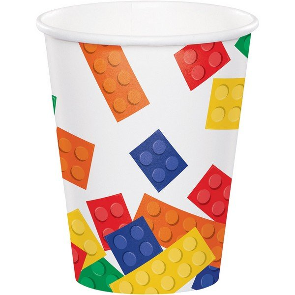 Block Party Cups Paper 266ml