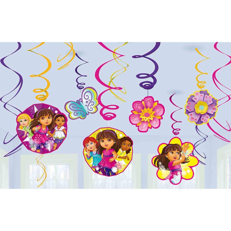 Dora and Friends Swirls Value Pack