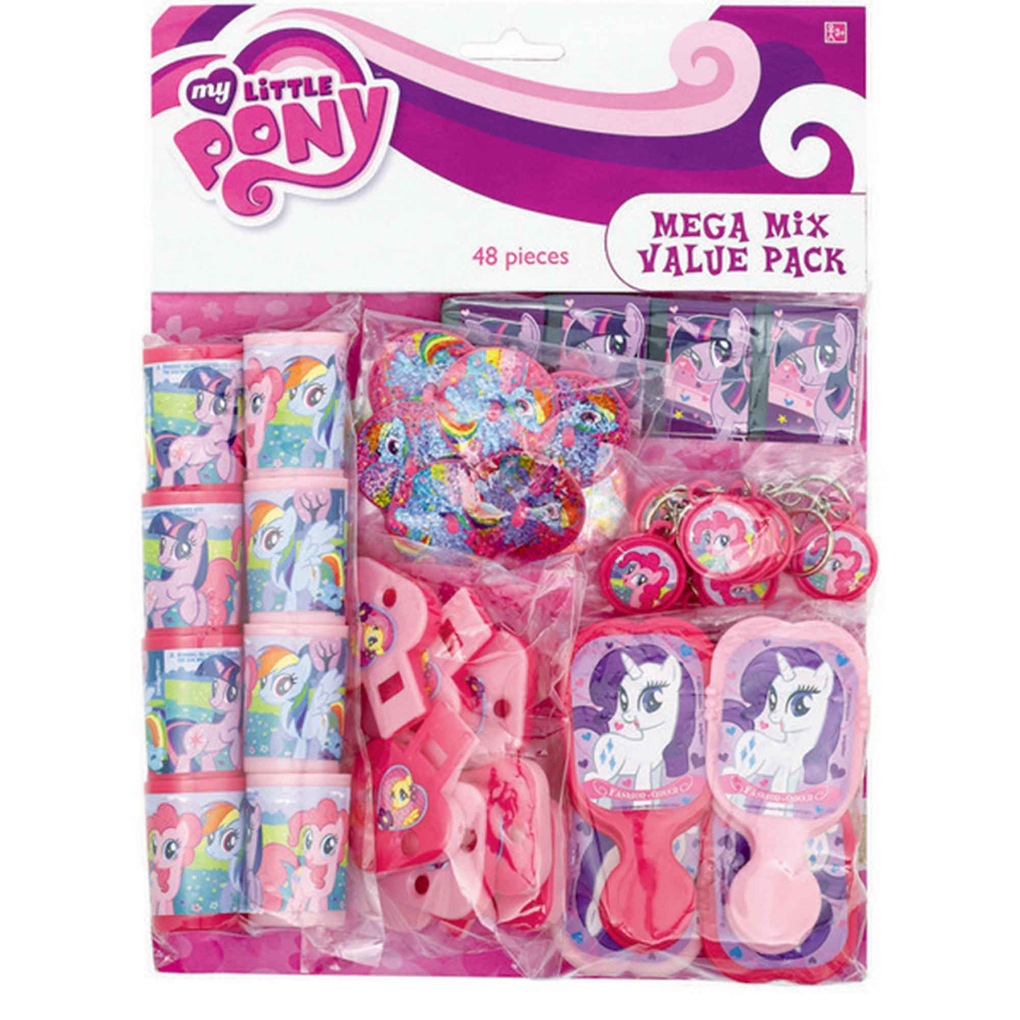 My Little Pony Friendship Mega Mix Value Pack