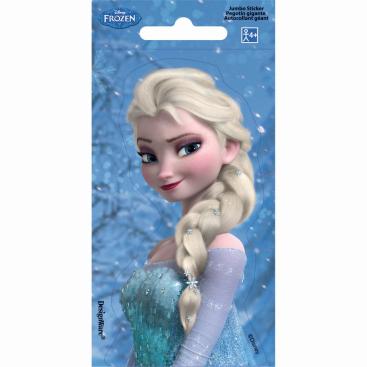 Stickers Jumbo Favor Frozen Elsa