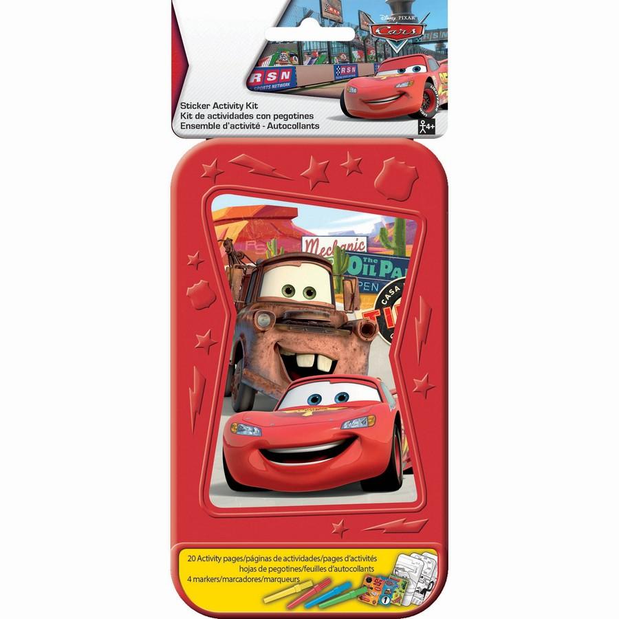 Sticker Activity Kit Disney Cars