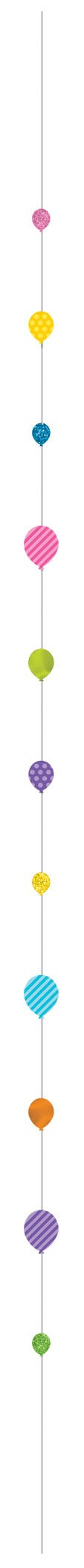 Balloon Fun Strings Balloon Brights