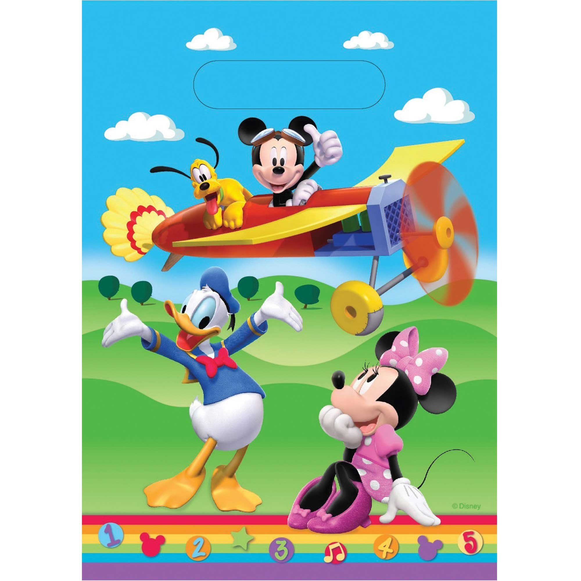 Mickey Mouse Clubhouse Loot Bag
