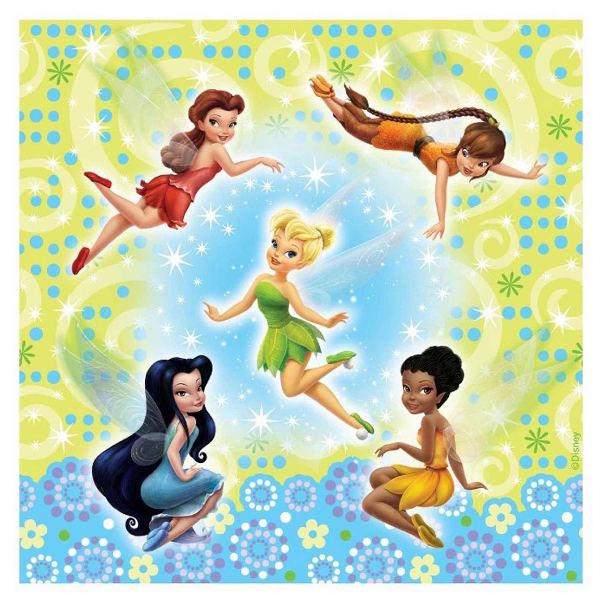 Disney Fairies Lunch Napkins