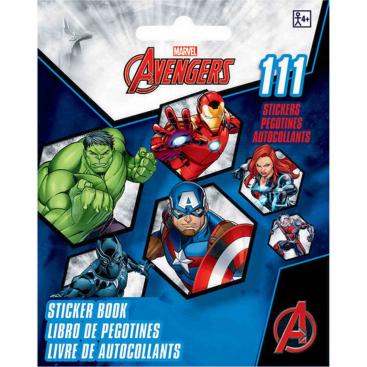 Sticker Booklet Avengers