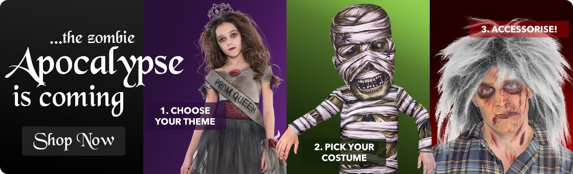 Costumes - Zombies