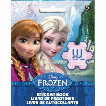Sticker Booklet Frozen