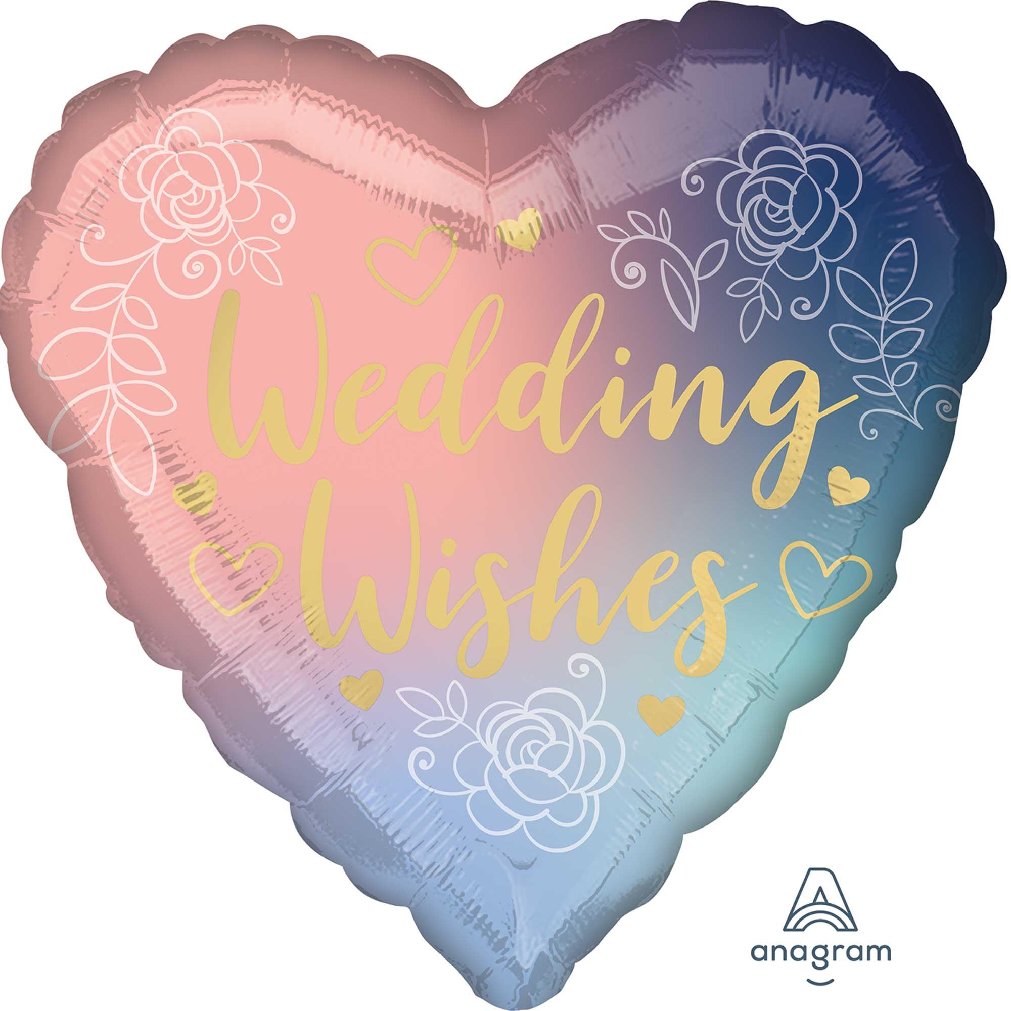 45cm Standard HX Twilight Lace Wedding Wishes S40