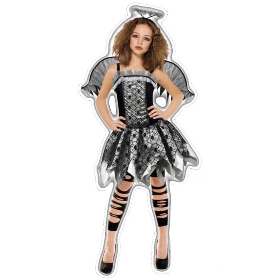 Costume Fallen Angel Girls 8-10 Years