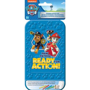 Sticker Activity Kit Paw Patrol