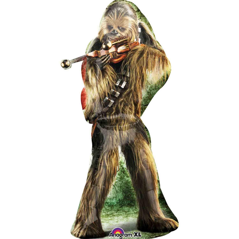 SuperShape XL Star Wars Chewbacca P38