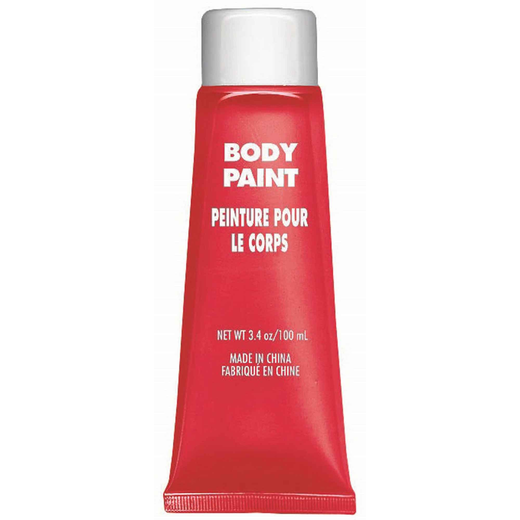 Body Paint - Red