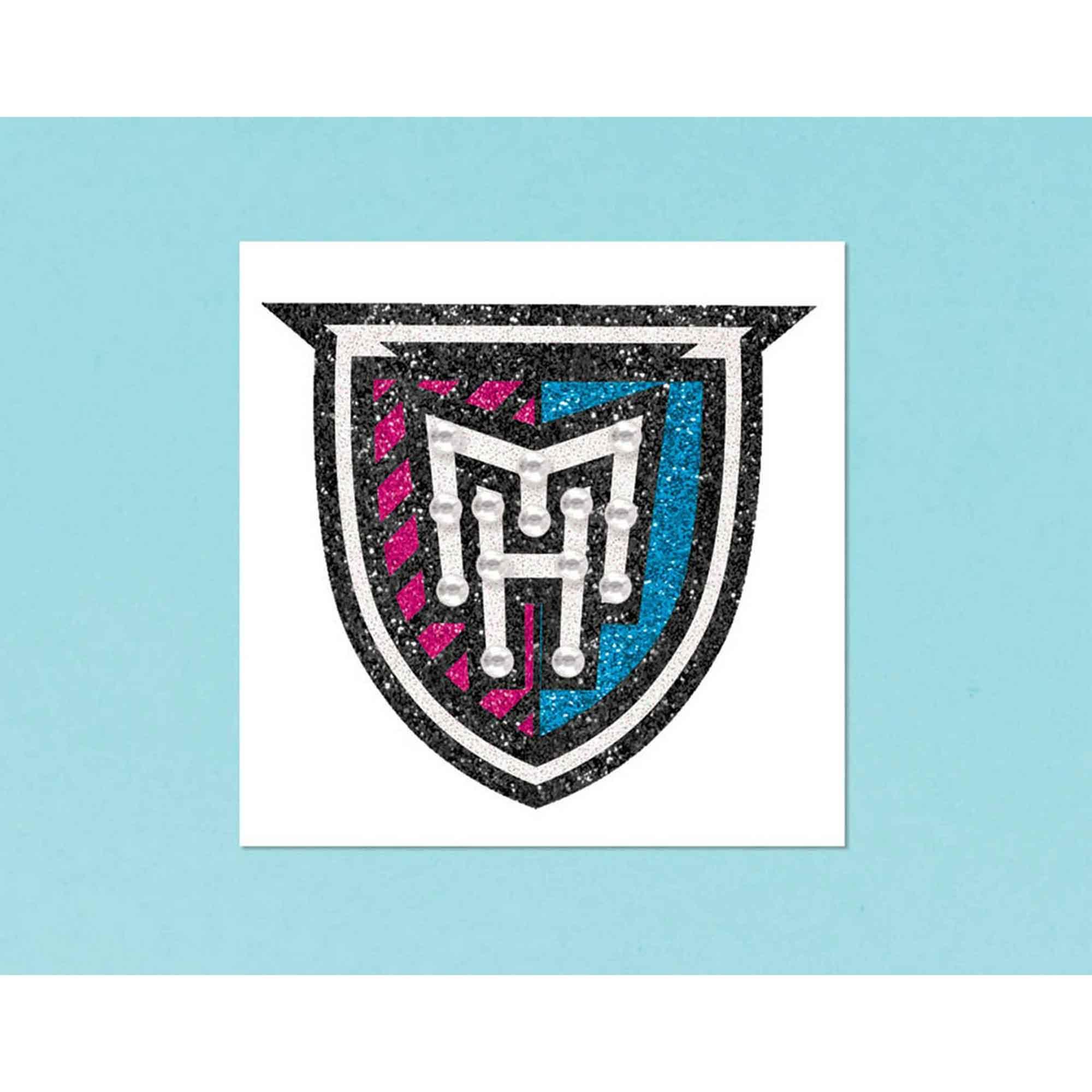 Monster High Crest Body Jewelry