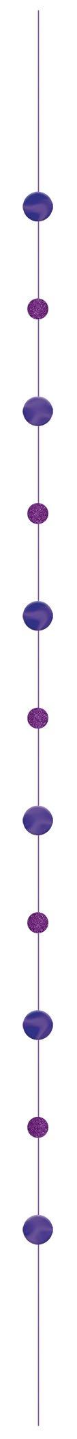 Balloon Fun Strings Purple
