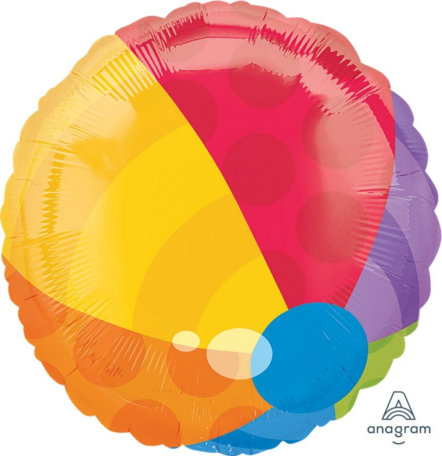 45cm Standard XL Beach Ball S40