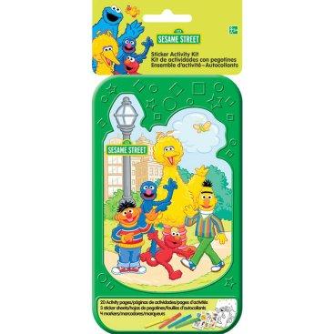 Sesame Street Sticker Activity Kit
