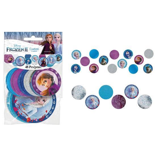 Frozen 2 Giant Confetti Circles