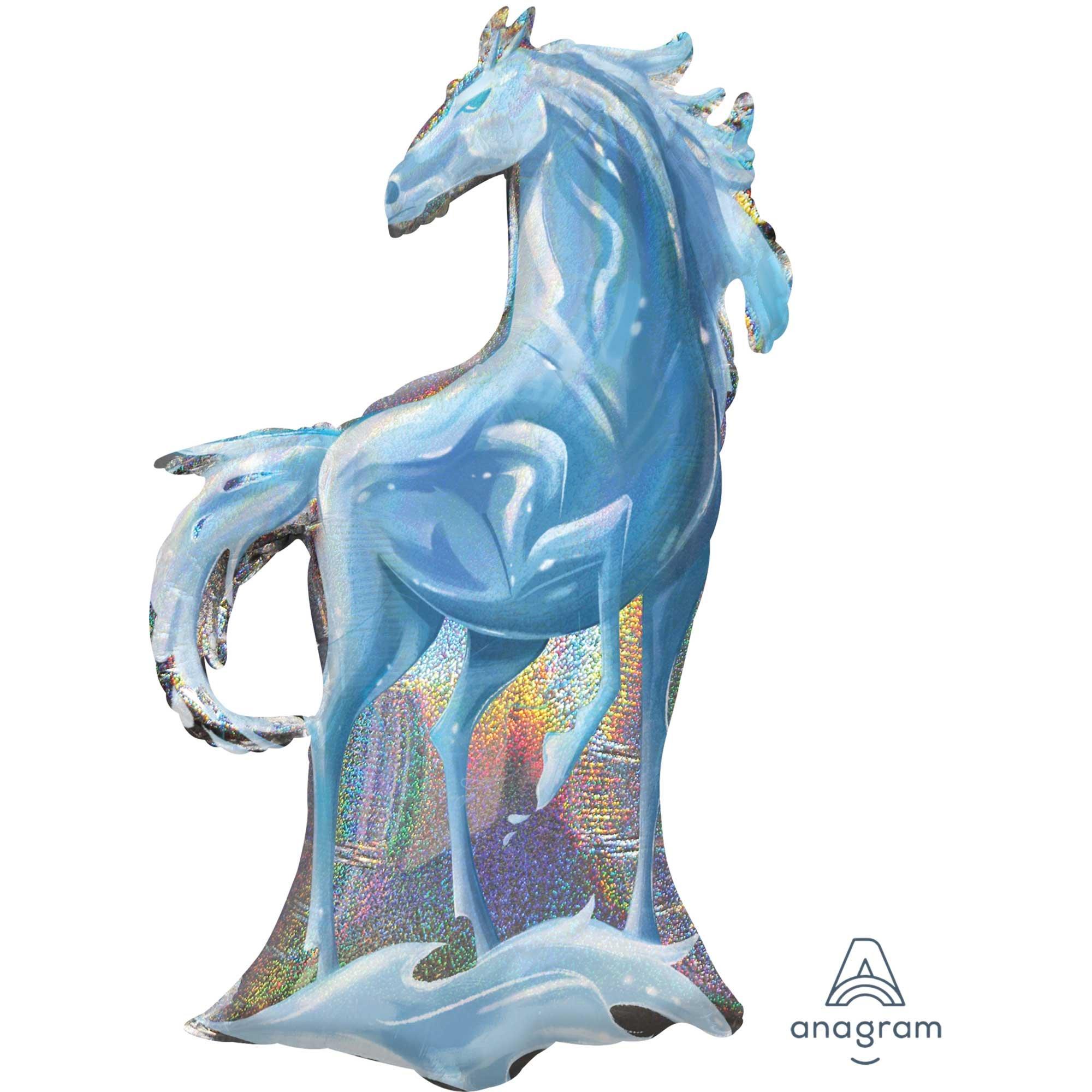 SuperShape Holographic Frozen 2 Nokk the Water Spirit P70