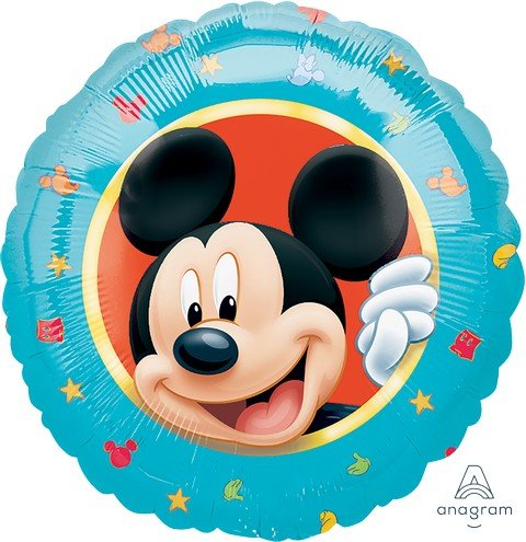 45cm Standard HX Mickey Portrait S60
