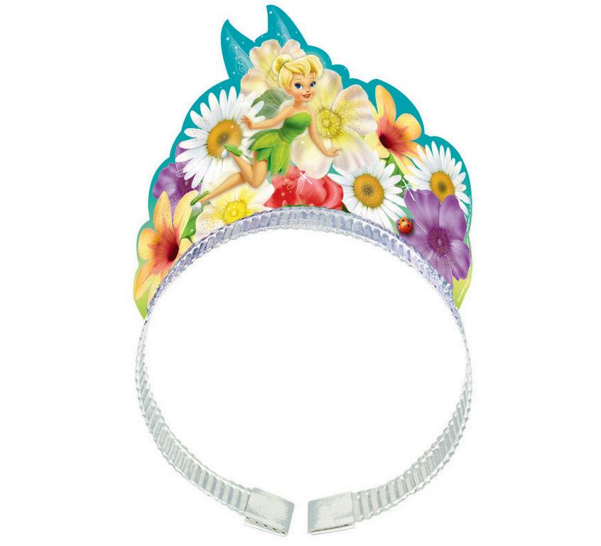 Tinker Bell Best Friend Fairies Paper Tiara Headband