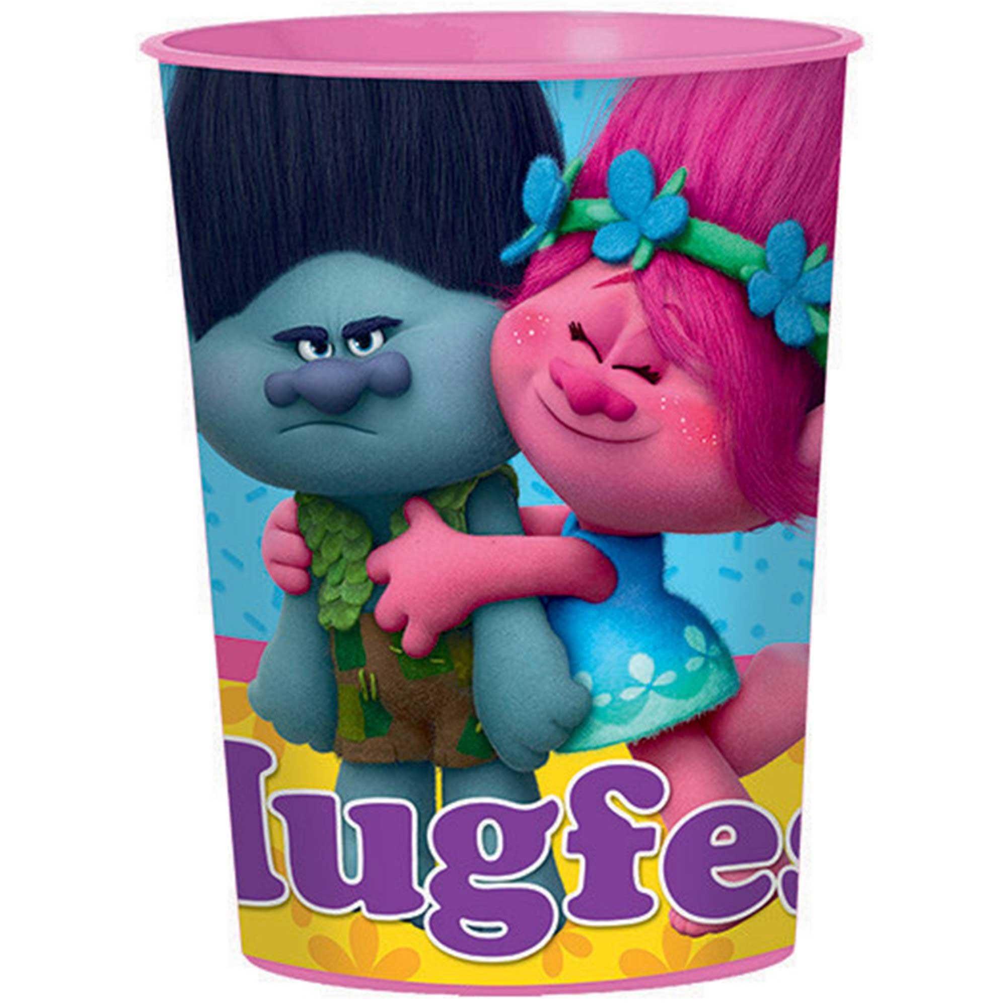 Trolls 473ml Favor Cup - Plastic