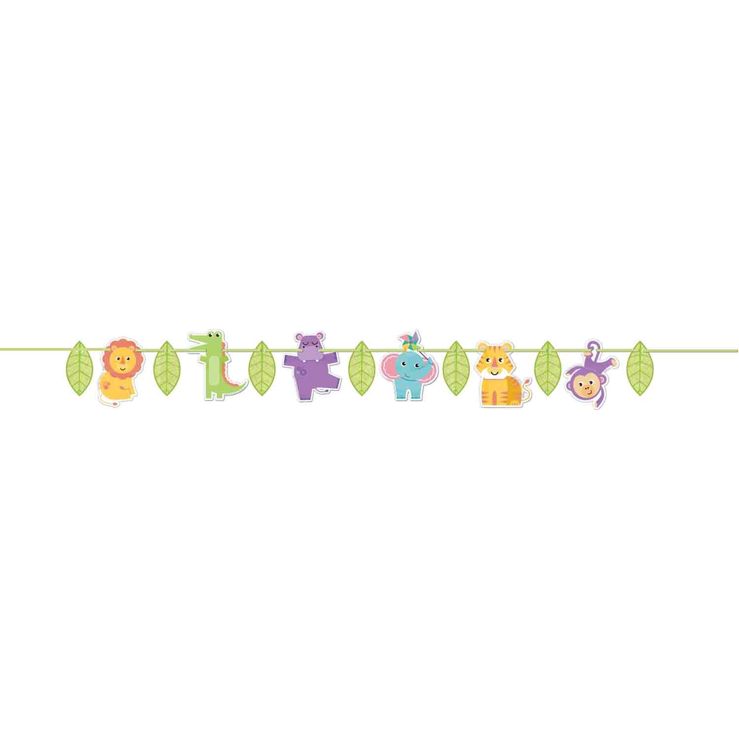 Fisher Price Hello Baby Letter Banner