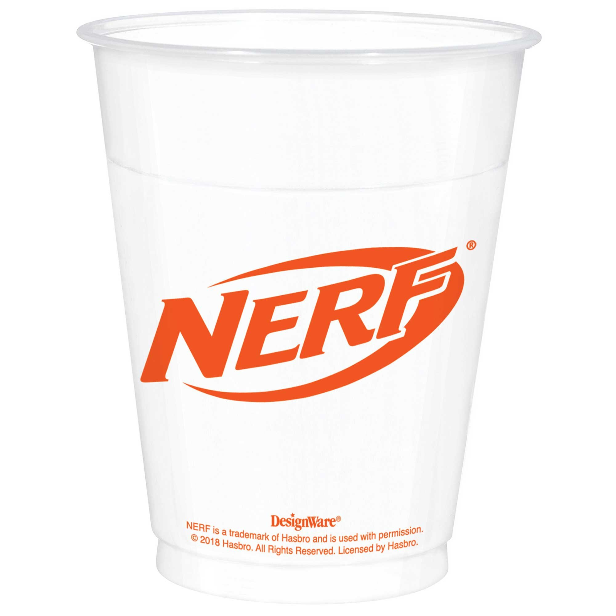 Nerf Plastic Cup 16oz/473ml