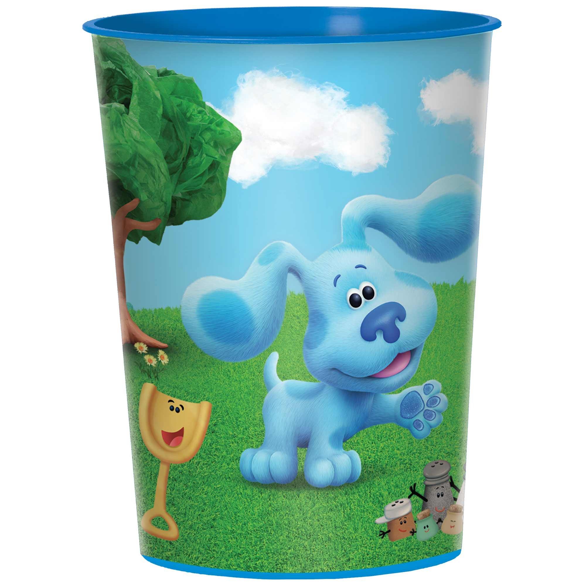 Blue's Clues Favor Cup Plastic 473ml