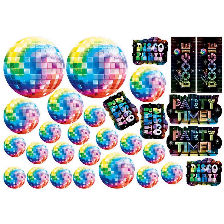Disco Fever Cutout Value Pack