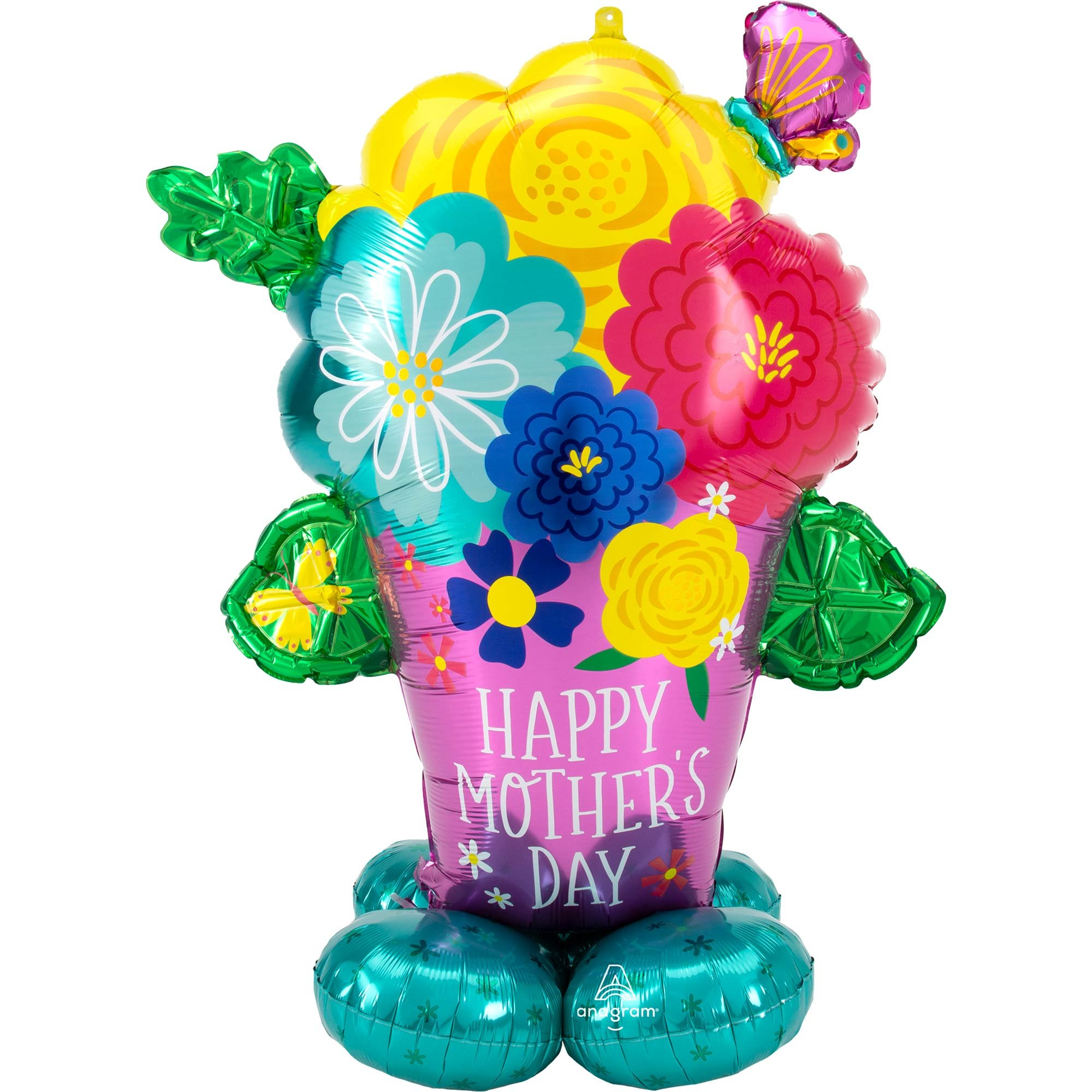 CI: AirLoonz Happy Mother's Day Pretty Flower Pot P70