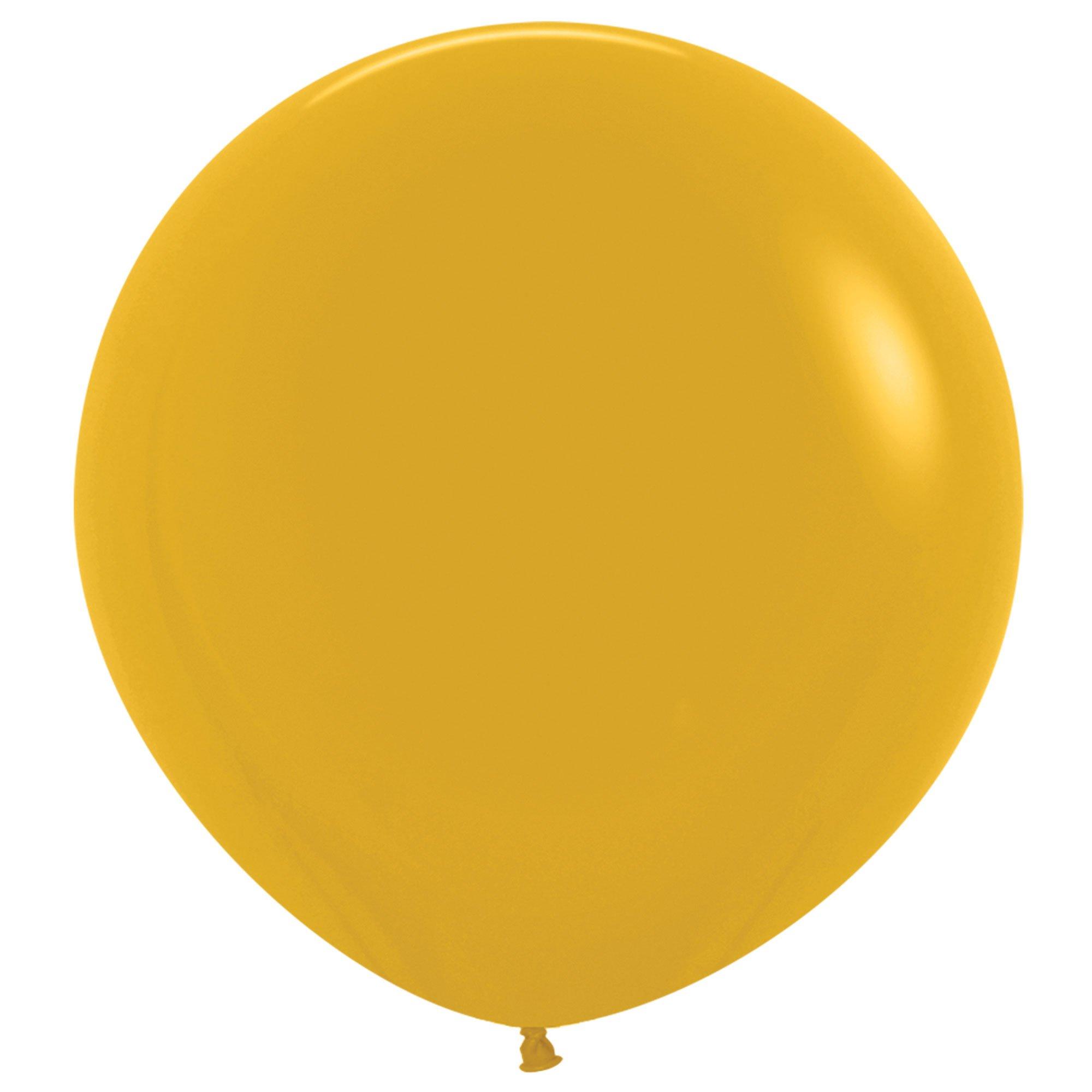Sempertex 60cm Fashion Mustard 023, 3PK