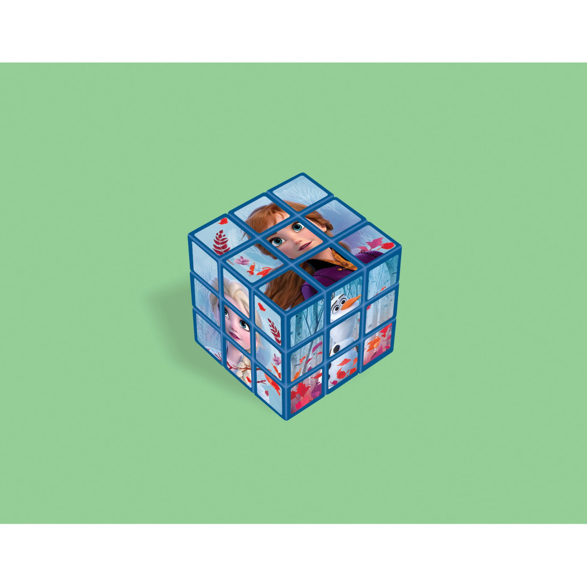 Frozen 2 Mini Puzzle Cube Favor