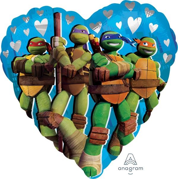 45cm Standard HX Teenage Mutant Ninja Turtles Love S60
