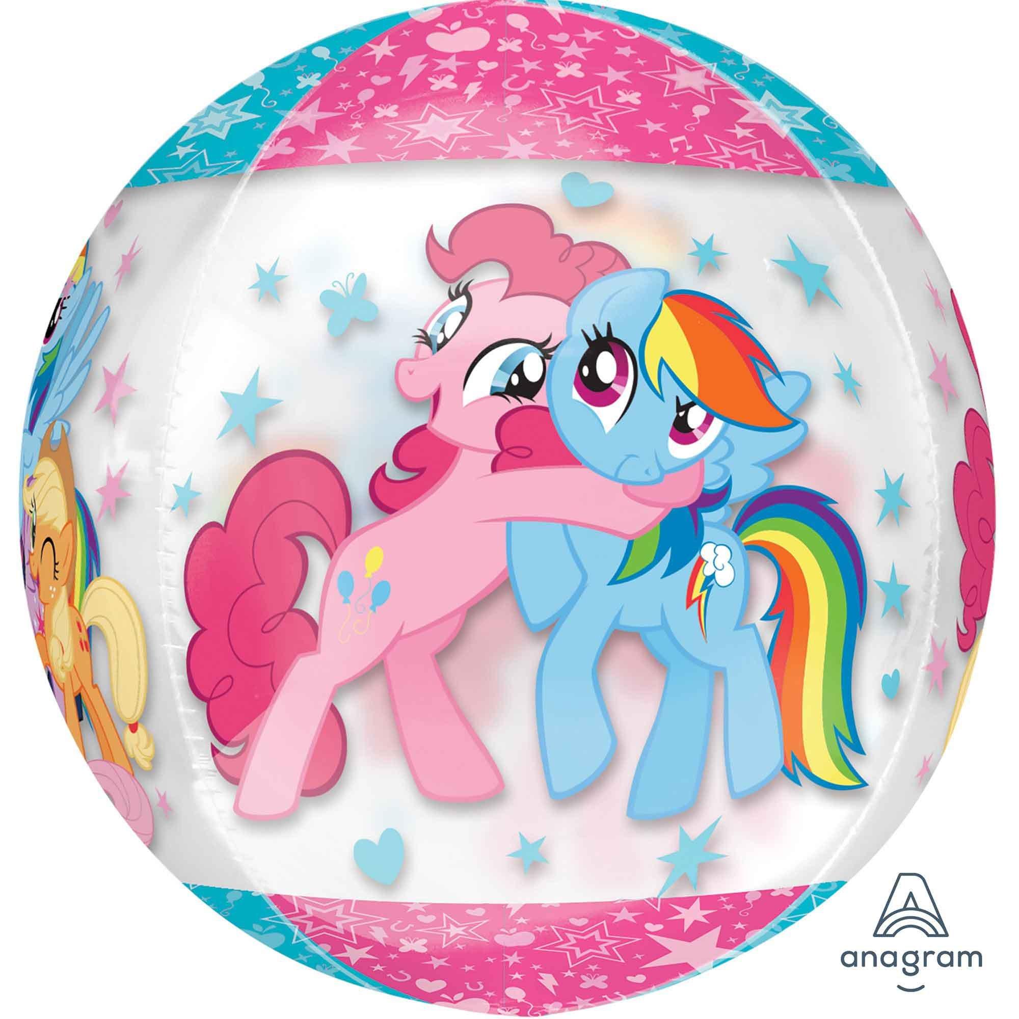 Orbz XL My Little Pony Clear G40